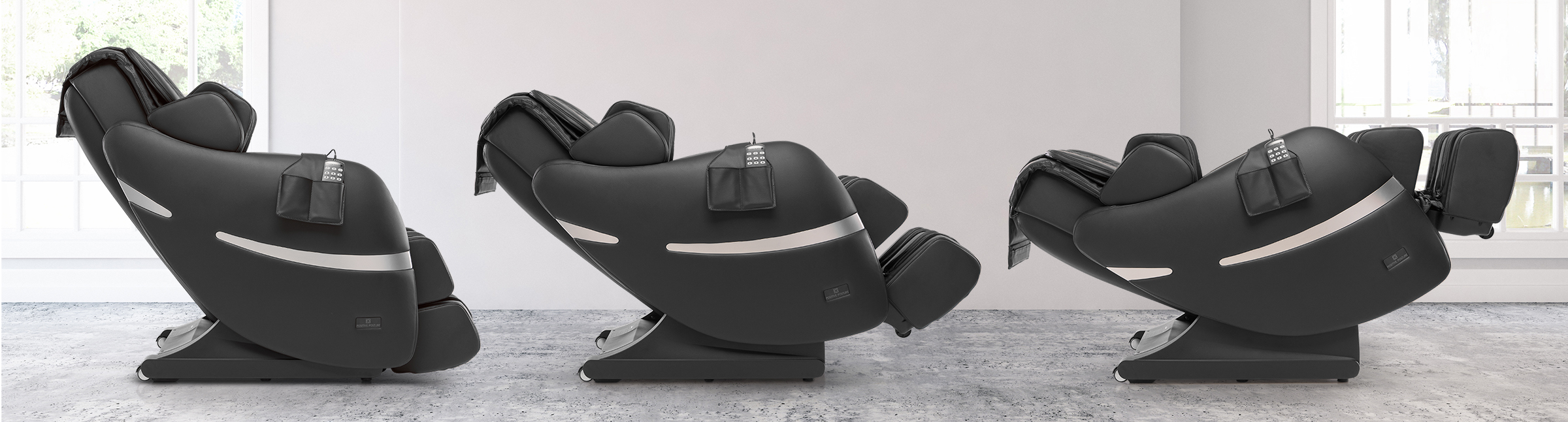 Reclining Massage Chairs